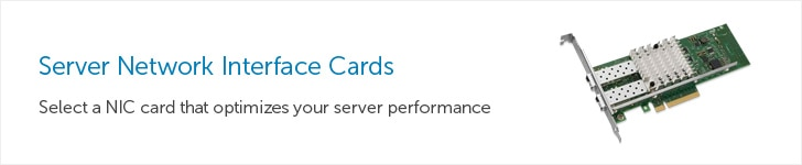 Server Network Interface Cards